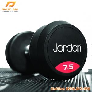 Tạ tay bọc cao su Jordan 7.5kg