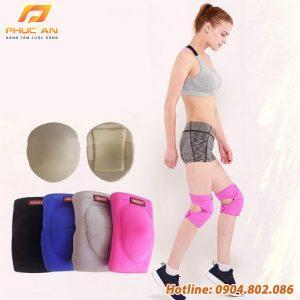 Bộ đôi băng bảo vệ đầu gối thể thao Aolikes AL0216
