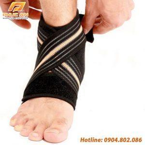 Cuốn bảo vệ mắt cá chân Aolikes AL7126 (1 chiếc)