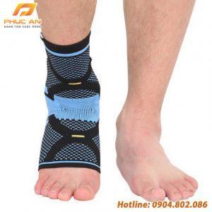 Cuốn bảo vệ mắt cá chân Silicone cao cấp Aolikes AL7131