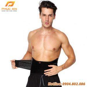 Đai lưng tập gym có lò xo hỗ trợ Aolikes AL7990
