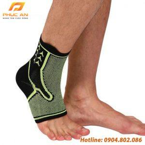 Tất bảo vệ mắt cá chân đàn hồi Aolikes AL7136