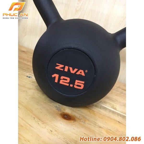Tạ ấm cao su Ziva 12,5kg